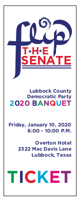 FLIP the Senate: LCDP Candidate Banquet